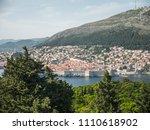 beautiful cityscape photograph...   Shutterstock . vector #1110618902