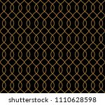 vector classic seamless pattern.... | Shutterstock .eps vector #1110628598