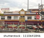 lopburi  thailand   may 22 ... | Shutterstock . vector #1110641846