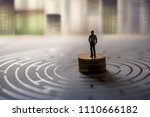 challenge  success and business ... | Shutterstock . vector #1110666182