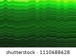 light green vector template... | Shutterstock .eps vector #1110688628