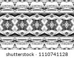 black and white rectangle... | Shutterstock . vector #1110741128