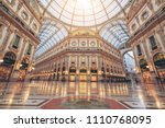 milan  italy   sep 29  2017 ... | Shutterstock . vector #1110768095