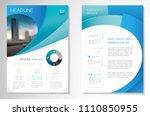 template vector design for... | Shutterstock .eps vector #1110850955