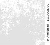 grunge urban dust distress... | Shutterstock .eps vector #1110908702