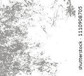 grunge urban dust distress... | Shutterstock .eps vector #1110908705