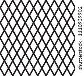 seamless diamond rhombus check... | Shutterstock .eps vector #1110939902