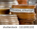 photo of stacks and rows of... | Shutterstock . vector #1111031132