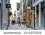 maastricht  the netherlands  ... | Shutterstock . vector #1111072325