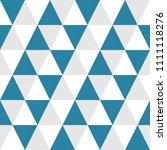 geometric seamless pattern....   Shutterstock .eps vector #1111118276