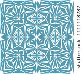 geometric seamless pattern....   Shutterstock .eps vector #1111118282