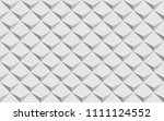 geometric abstract pattern ... | Shutterstock .eps vector #1111124552