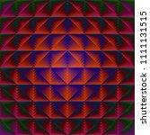 minimal gradient pattern.... | Shutterstock .eps vector #1111131515