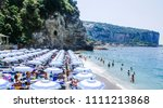 vico equense. italy july 22... | Shutterstock . vector #1111213868