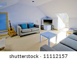 lounge area in newly restored...   Shutterstock . vector #11112157