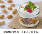 tasty natural and healthy... | Shutterstock . vector #1111249142