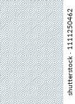 seamless vector geometric... | Shutterstock .eps vector #1111250462