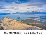 top of cerro guanaco  tierra... | Shutterstock . vector #1111267598