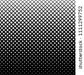 abstract monochrome seamless...   Shutterstock . vector #1111299752