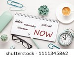 time management concept with...   Shutterstock . vector #1111345862