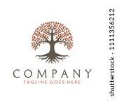 tree of life logo design... | Shutterstock .eps vector #1111356212