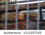 abandoned naval dockyard | Shutterstock . vector #1111357235