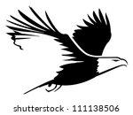 eagle   Shutterstock .eps vector #111138506