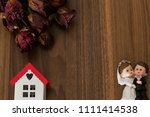real estate and mortgage... | Shutterstock . vector #1111414538