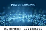 vector abstract background.... | Shutterstock .eps vector #1111506992