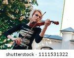 may 13  2018 minsk belarus... | Shutterstock . vector #1111531322