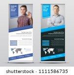 design of vector universal... | Shutterstock .eps vector #1111586735