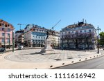 lisbon  portugal   may 19  2017 ... | Shutterstock . vector #1111616942