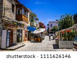 alacati   may 31   colorful...   Shutterstock . vector #1111626146