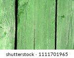 natural green wood texture with ... | Shutterstock . vector #1111701965