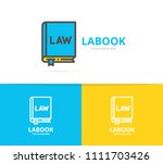 simple organic law ... | Shutterstock .eps vector #1111703426