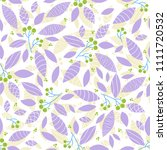 vector endless seamless pattern.... | Shutterstock .eps vector #1111720532