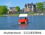 Water Walk On A Catamaran On...