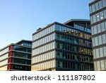 modern office building | Shutterstock . vector #111187802