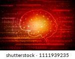 2d illustration concept of... | Shutterstock . vector #1111939235