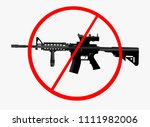 pictograph and icon   ban and... | Shutterstock .eps vector #1111982006