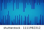blue striped texture background ... | Shutterstock . vector #1111982312