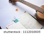 Ukulele With A Songbook