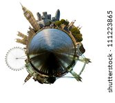 Planet London   Miniature...
