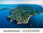 aerial of grand manan island ... | Shutterstock . vector #1112270255
