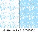geometric seamless pattern....   Shutterstock .eps vector #1112308832