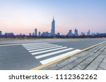 panoramic skyline and buildings ... | Shutterstock . vector #1112362262