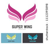 Wing Logo Template Vector Icon...