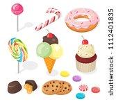 isometric vector 3d... | Shutterstock .eps vector #1112401835