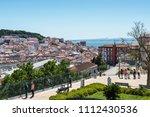 lisbon  portugal   may 19  2017 ... | Shutterstock . vector #1112430536