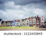 dunkerque   france   august 12  ... | Shutterstock . vector #1112433845